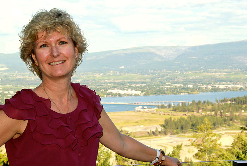 Kelowna Lawyer Bev Churchill